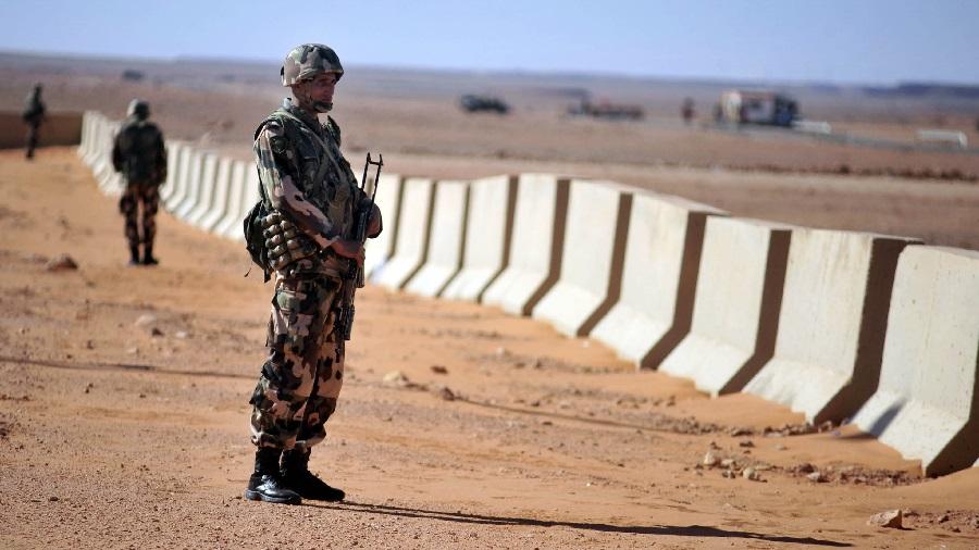 Algérie – Drones, barbelés, miradors, caméras thermiques : l'ANP boucle lesfrontières