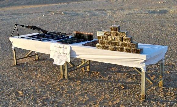 Algérie/Mali : Une cache d'armes et de munitions découverte à Bordj BadjiMokhtar