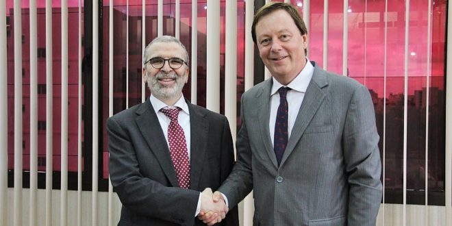 UK ambassador to Libya urges international community to support NOC