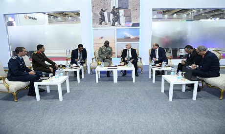 Egypt / Mali – Egypt's military production minister discusses military cooperation with Malian army chief ofstaff