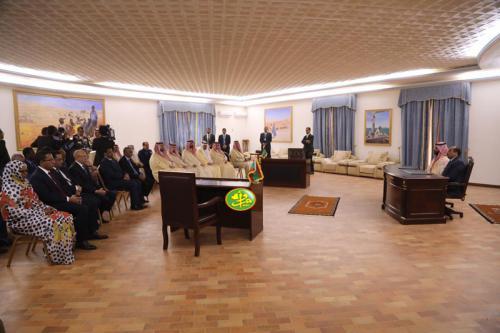 Mauritanie/Arabie Saoudite : Signature à Nouakchott de plusieurs conventions decoopération