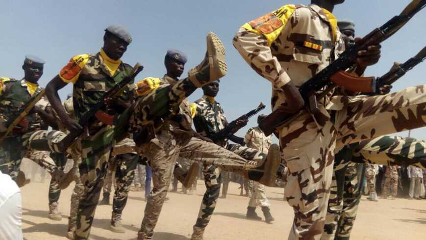 Tchad – Le ministère de la Défense veut recruter 2521agents