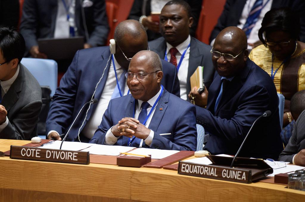 Un an et demi après la fin de l'ONUCI, la Côte d'Ivoire va présider le Conseil desécurité