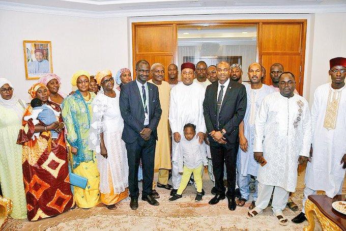 Niger – Le Président Issoufou Mahamadou a réaffirmé sa détermination à passer le témoin en2021