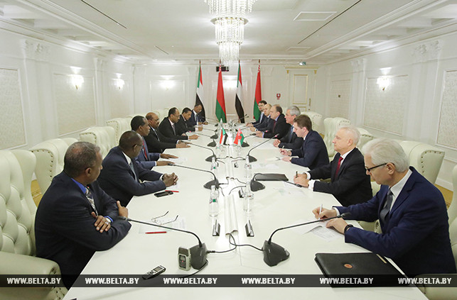 Call to expand Belarus-Sudan interregional cooperation