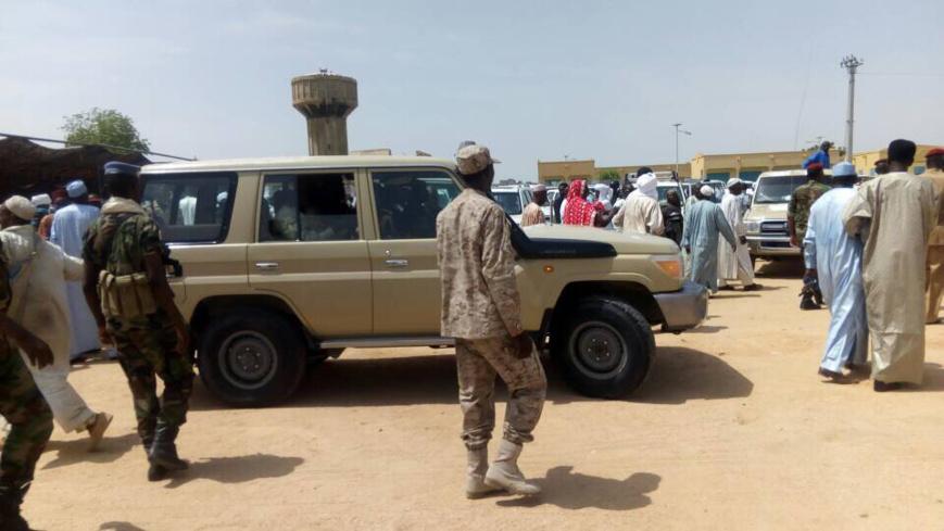 Tchad – Le ministre de la Défense auprès des militaires déployés àl'Est
