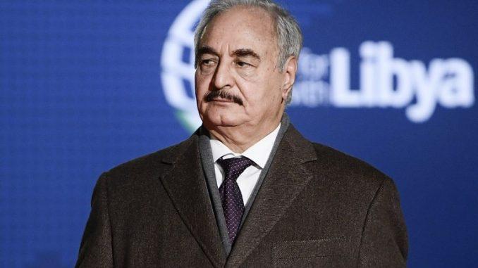 Libye/UK – La Libye demande un soutien international pour mieux former son personnel desécurité