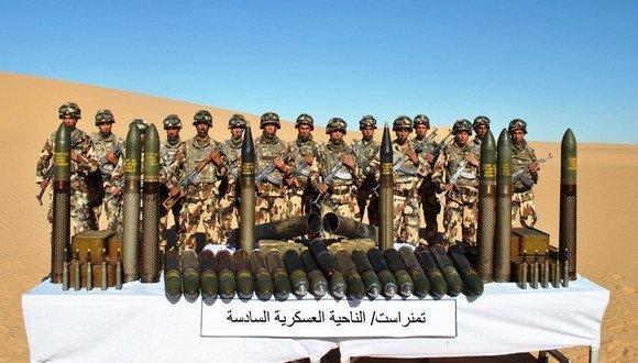 Algérie – Une cache de munitions découverte à Tamanrasset(MDN)
