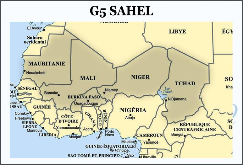 G5 Sahel – La Chine soutient l'ONU dans son aide financière à la force du G5Sahel