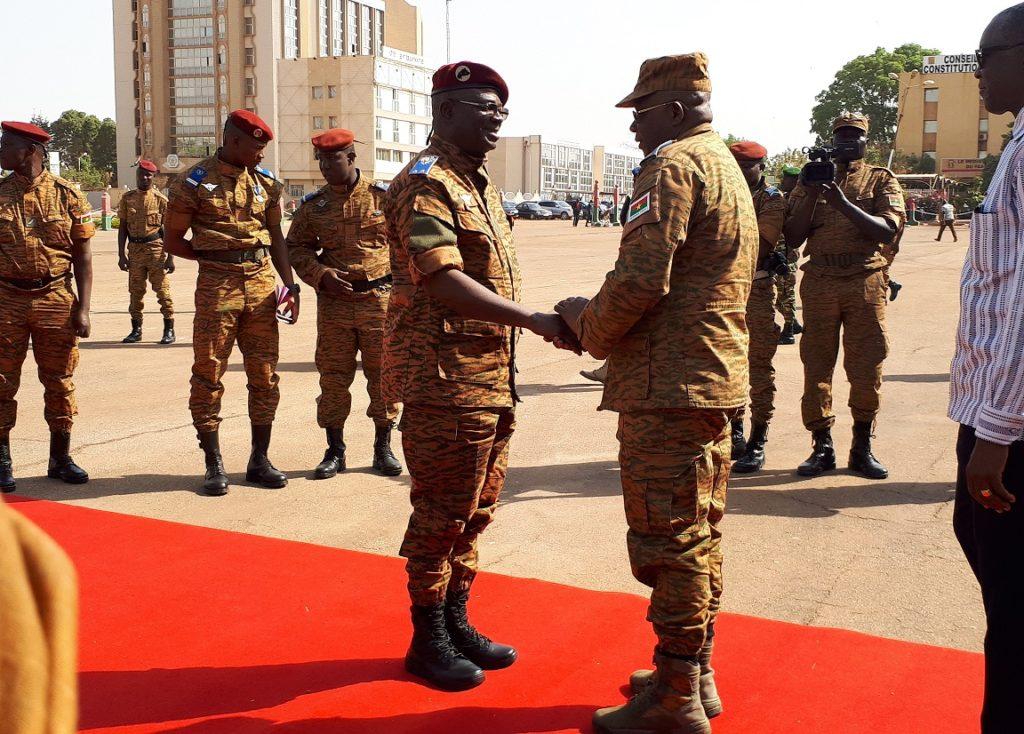 Burkina Faso – Général Miningou : « Ce que je demande au peuple, c'est d'arrêter de démoraliser l'armée»