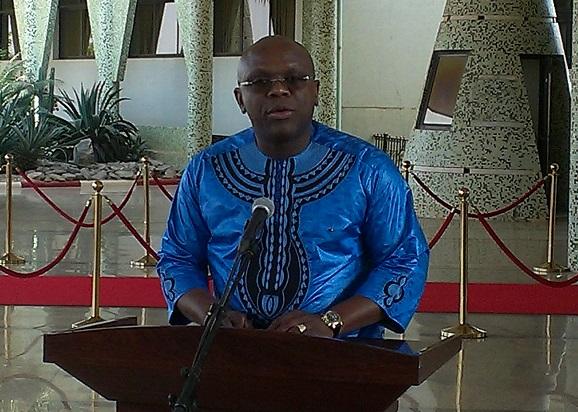 Burkina Faso – Remis Dandjinou : « Ce n'est pas l'état d'urgence qui arrête les  attaques terroristes»