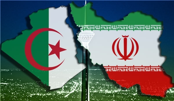 Algeria Vows to Expand Ties with Iran