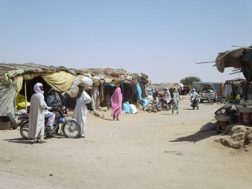 Tchad : plusieurs armes de guerre saisies àKalaït