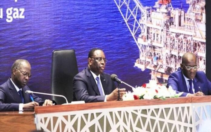 Sénégal/Mauritanie – Macky Sall dévoile les règles de partage du gaz entre Dakar etNouakchott
