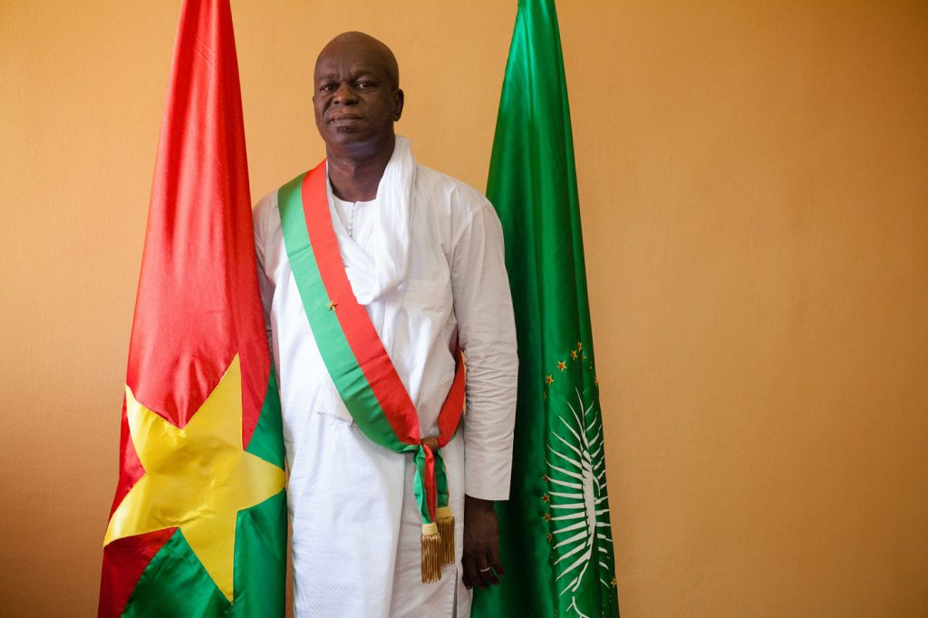 Burkina Faso – Gouvernement Dabiré : Chériff Sy nommé ministre d'Etat, Ministre de la Défense nationale et des AnciensCombattants