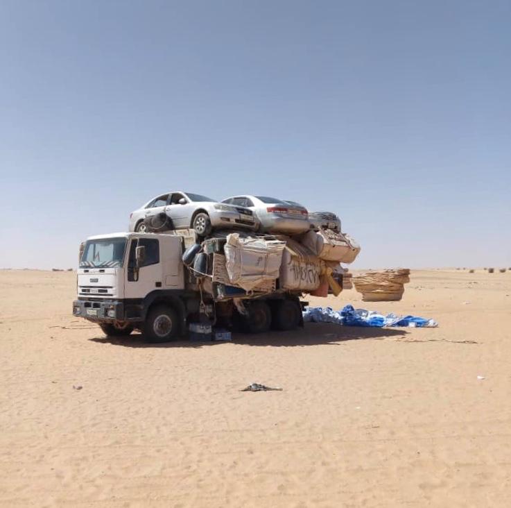 Tchad : 33 présumés orpailleurs interpellés au Nord dupays