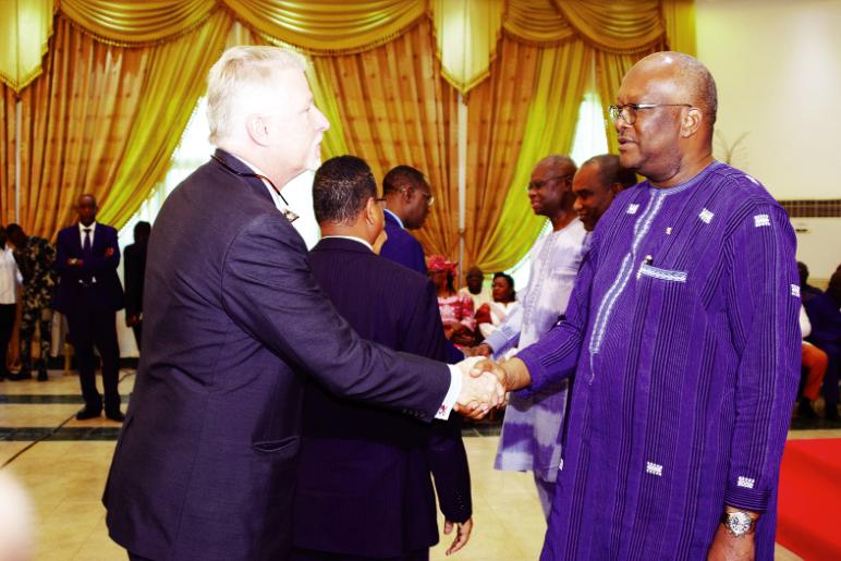 Burkina – Lutte contre le terrorisme : Les diplomates réaffirment leur soutien au BurkinaFaso