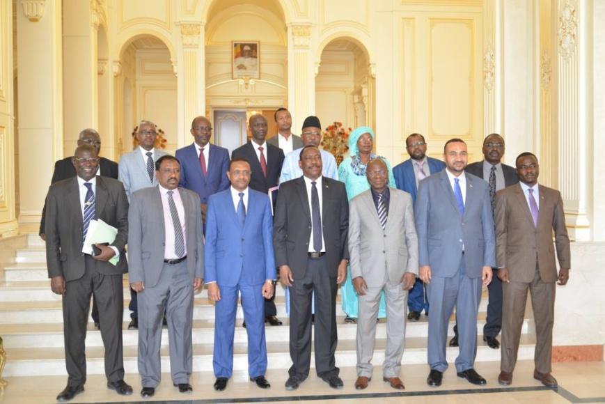Le Tchad et le Soudan vont amplifier leur coopération dans tous lesdomaines