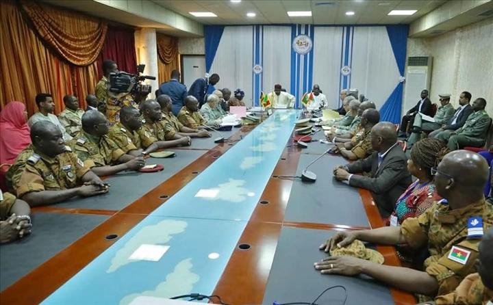 5e sommet du G5 Sahel: les ministres en charge de la défense passent en revue le bilan de la présidence duNiger