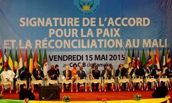 Mali: des «progrès» réalisés dans le cadre de l'Accord de paixd'Alger