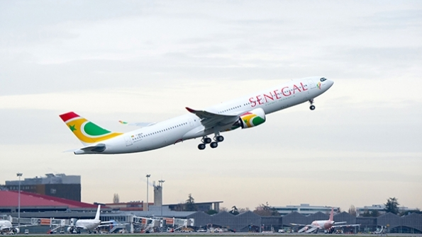 Air Senegal launches first GX Aviation inflight connectivity in Africa
