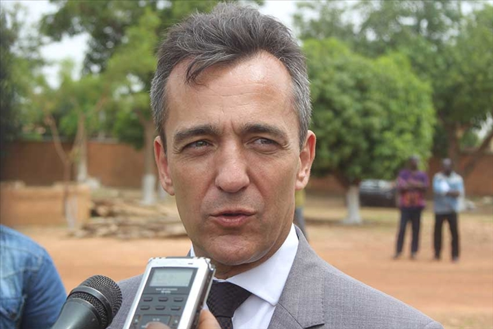Burkina Faso/France: une association parle du devoir de réserve à l'ambassadeur deFrance
