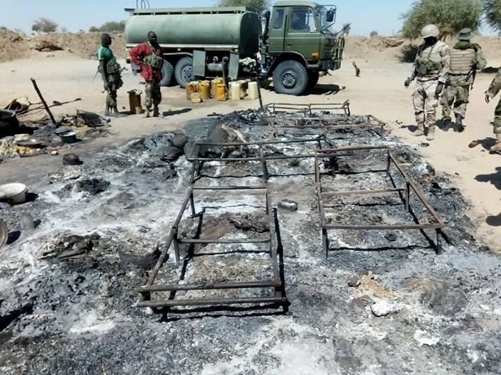 Niger/Bosso : une femme kamikaze se fait exploser faisant unevictime