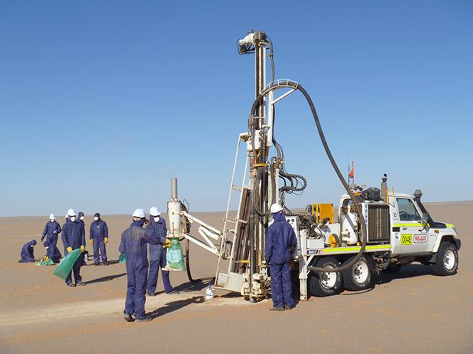 Mauritanie : Aura Energy va vendre 800 000 livres d'uranium àCurzon