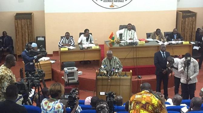 Burkina Faso/Antiterrorisme : le Premier ministre burkinabè appelle à une mobilisation pour «repousser l'ennemi commun»
