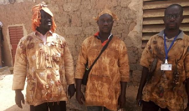Burkina Faso – Sud-ouest : Les dozos se mobilisent pour la quiétude des populations#Mali