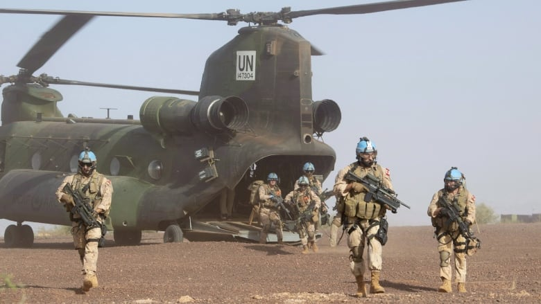 Canada/Mali : Commons committee hears UN appeal to extend Mali mission