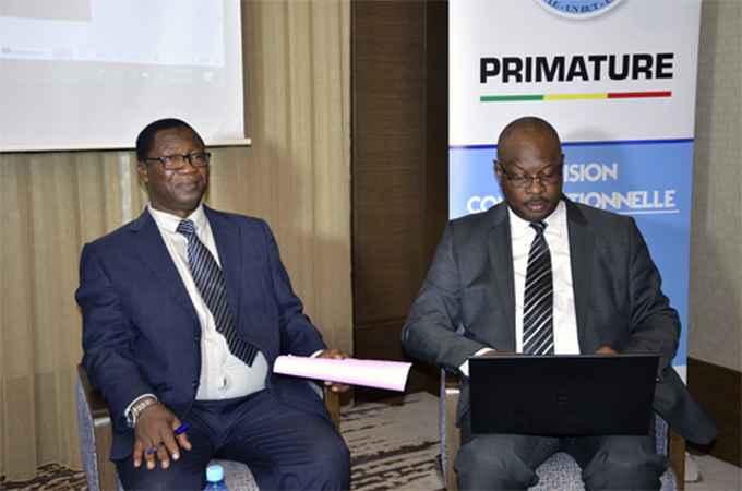 Mali – Révision constitutionnelle : Le comité d'experts dévoile sa méthode detravail