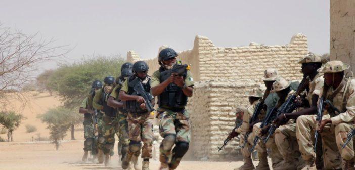 Burkina – Début des manœuvres antiterroristes au Burkina Faso avec la participation de près de 2 000 militaires de 33pays