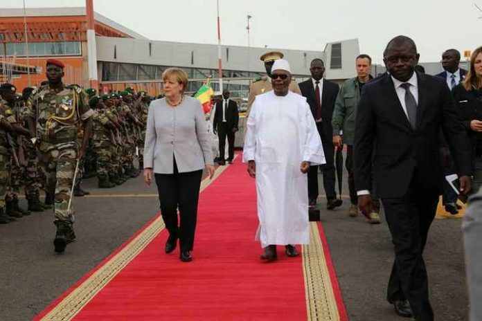 Mali/Allemagne – Visite officielle de 72 heures d'IBK en Allemagne du 7 au 9 février2019