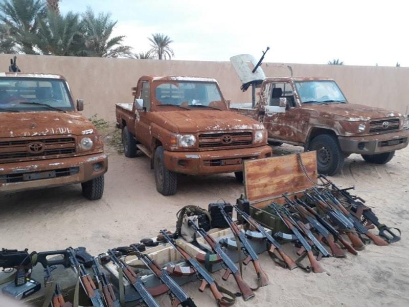 Niger/Agadez : désarmement d'ex-rebelles toubou après leur reddition dans lenord