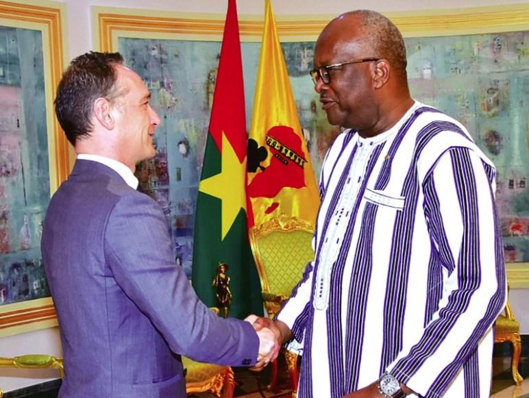 Burkina Faso/Allemagne – Lutte contre l'insécurité : l'Allemagne promet 30 milliards FCFA