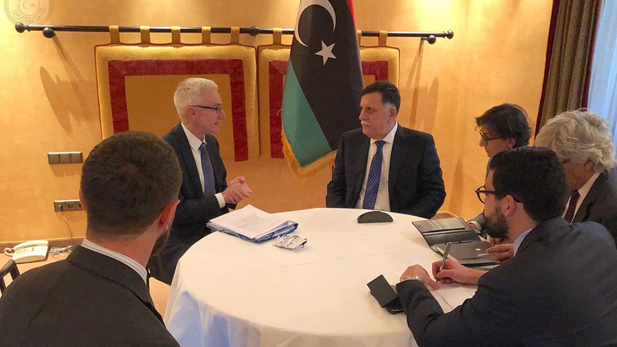 Libya signs convention for information exchange with Interpol