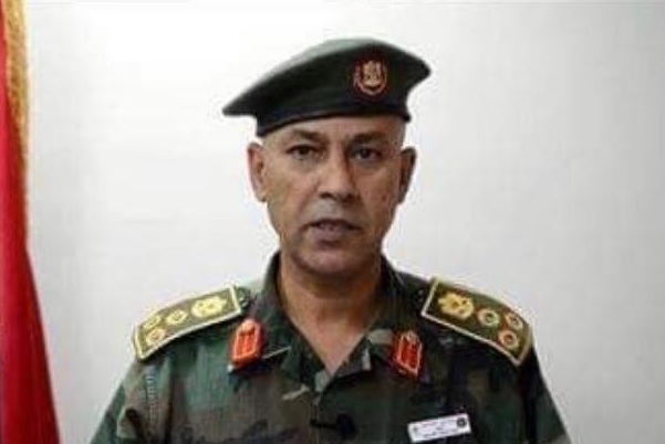Libya – Supreme Commander of Libyan Army appoints an aide to Chief of General Staff.