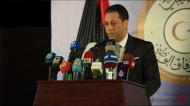 Libya's Presidential Council wants oilfields to be outside politicalconflicts