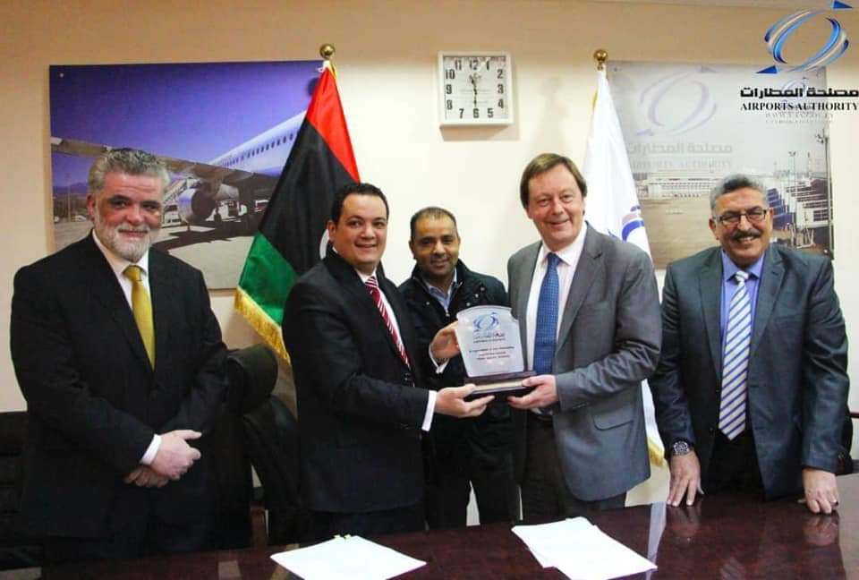 UK/Libya – UK signs MoU with Libyan Airports Authority to supply explosives detectors