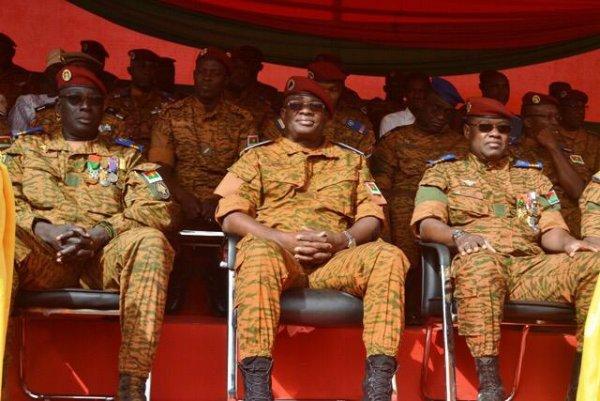 "Burkina Faso – Lutte anti-terroriste : Le Colonel Gilles Bationo compte faire prévaloir sa ""méthode"""