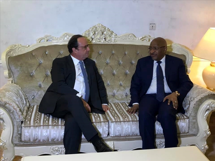 Mali/France – Bamako: SBM accueille SEM Hollande
