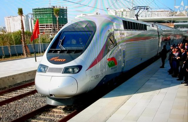 AMU Wants to Connect Morocco, Algeria, Tunisia by High Speed Rail