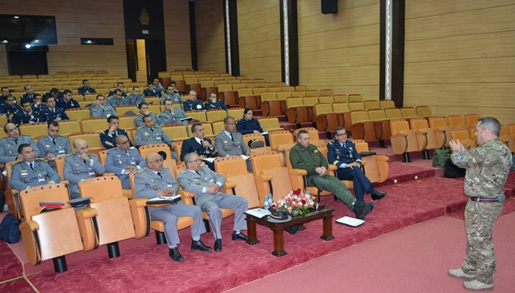 NATO provides Intelligence Training to Royal Moroccan Forces