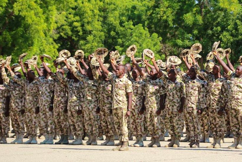 What we can learn from the British Army's help in the fight against Boko Haram #Nigeria