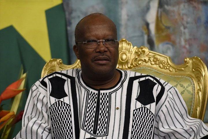 Burkina Faso: vaste réorganisation à la tête del'armée