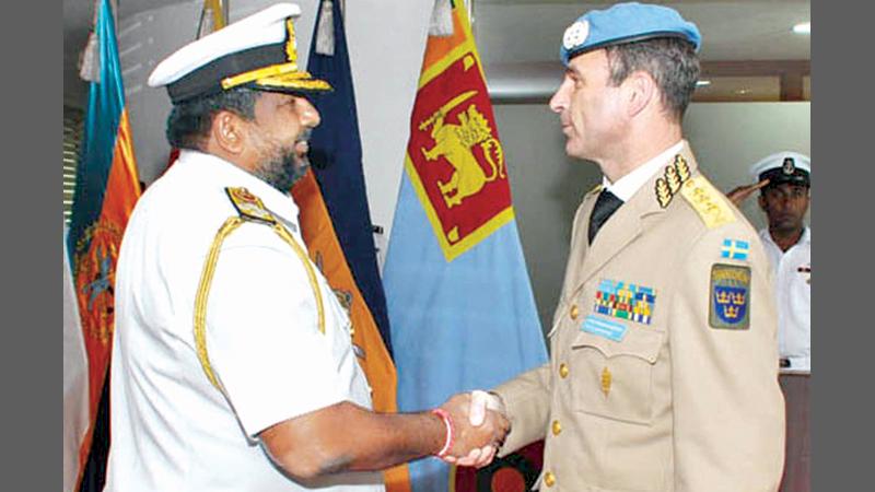 Mali/Sri Lanka – UN Force Commander calls onCDS