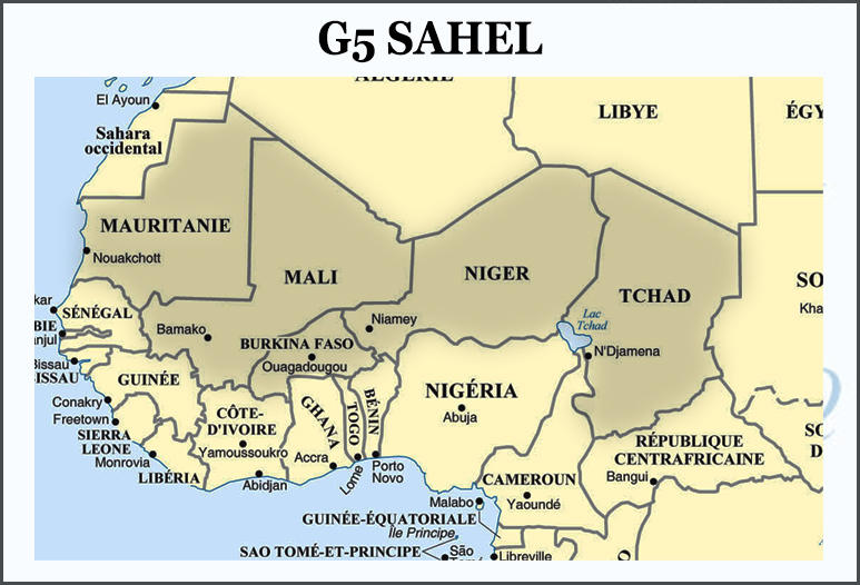 Sahel – Consultations in Denmark on the Danish army's possible participation in Operation Barkhane (March 1)#Mali