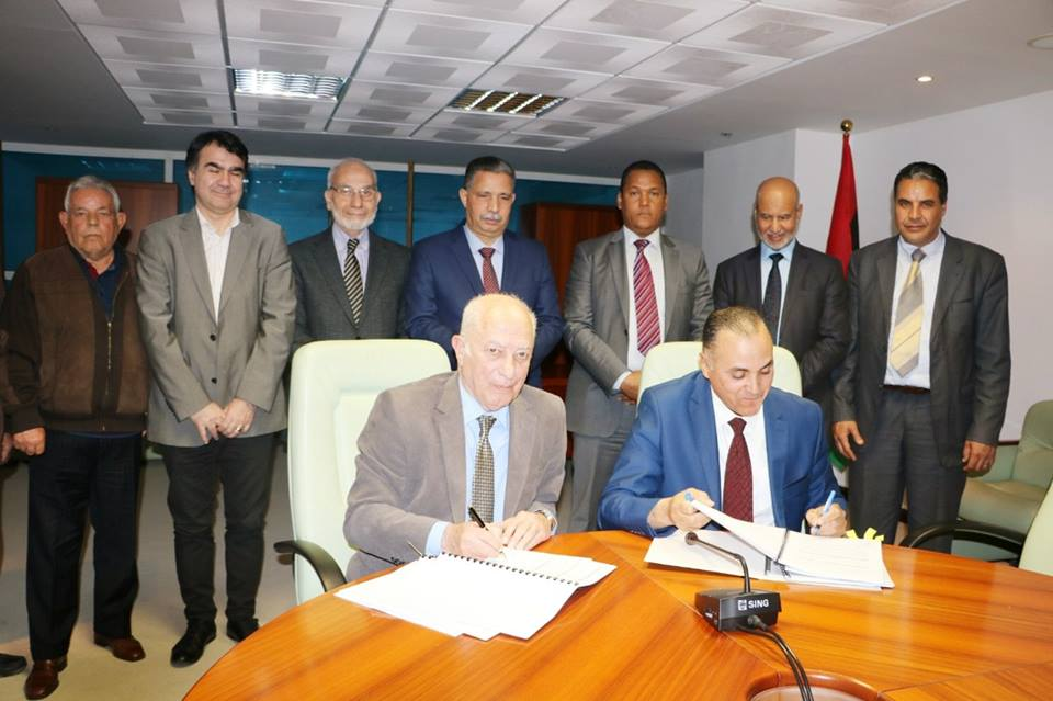 Libya/Turkey – Transport ministry signs contract with Turkish company to maintain Tripoli'sCorniche