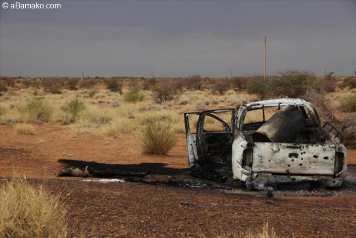 Mali: sept soldats maliens tués dans une double attaque à l'engin explosif au centre dupays